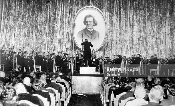 A concert marking the 125th anniversary of the birth of Russian composer Anton G Rubinstein was held in the Grand Hall of the Tchaikovsky...