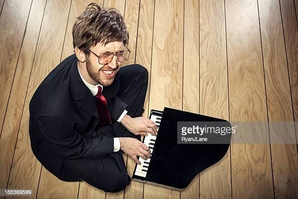 Concert Pianist Miniature
