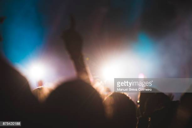 concert - early rock & roll stock photos and pictures
