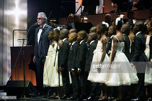 Andrea Bocelli with Voices of Haiti