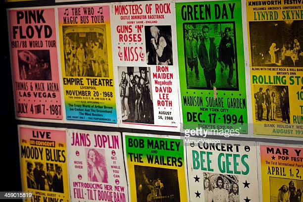 Concerto de posters