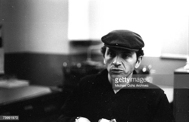 Concert promoter Bill Graham poses for a portrait in 1967 in San Francisco, California.