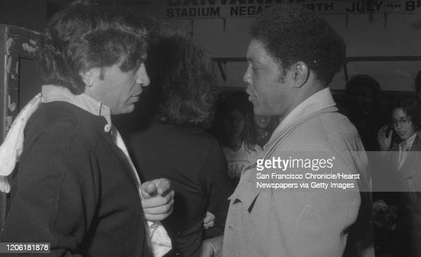 Concert to benefit San Francisco School Sports organized by Bill Graham with the support of Mayor Joe Alioto, Willie Mays, Cecil Williams, Jerry...