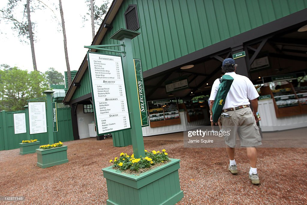 The Masters - Preview Day 2 : News Photo