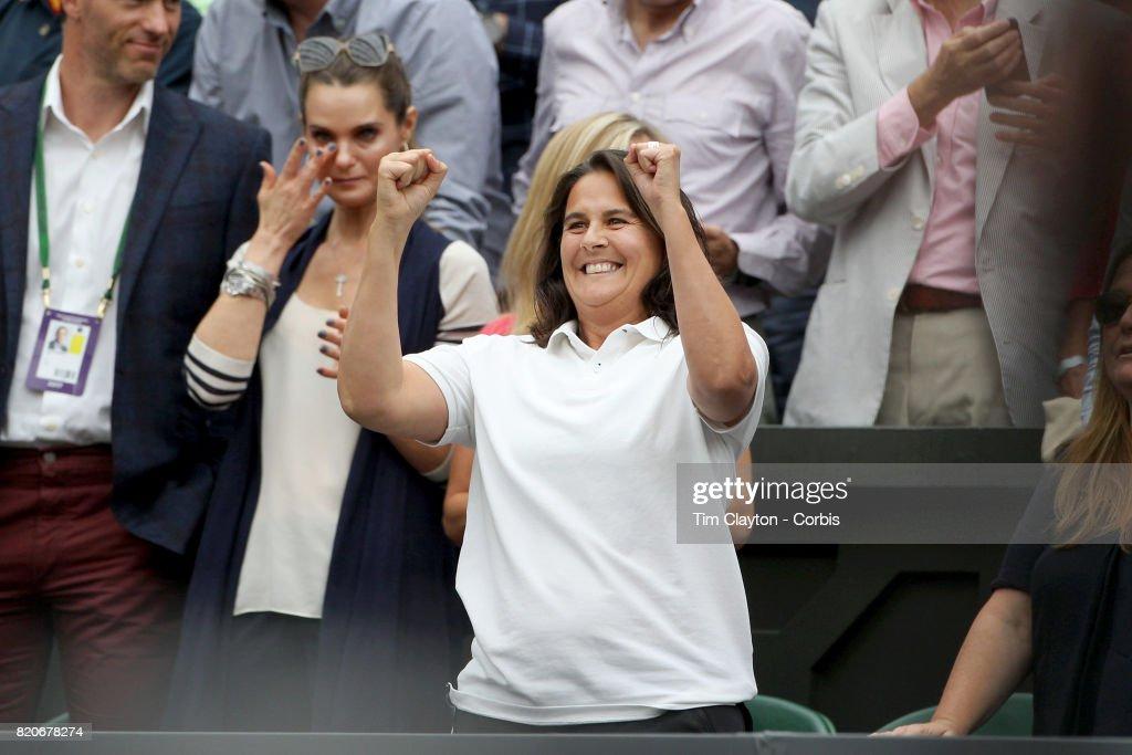The Championships - Wimbledon 2017 : Fotografía de noticias