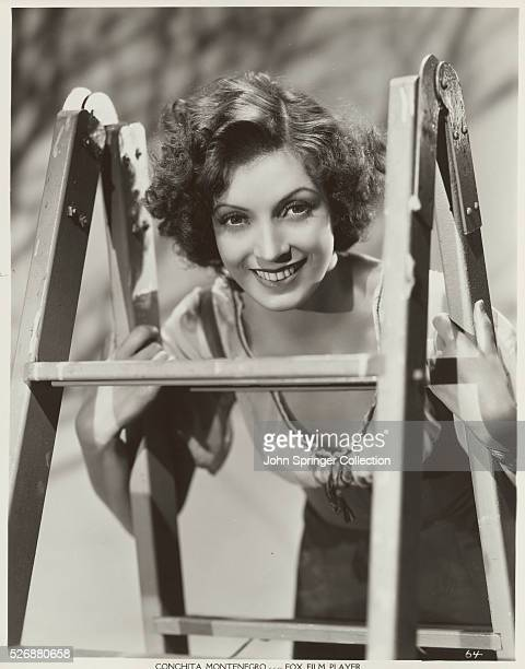 Conchita Montenegro stars in the 1934 film Hell in the Heavens