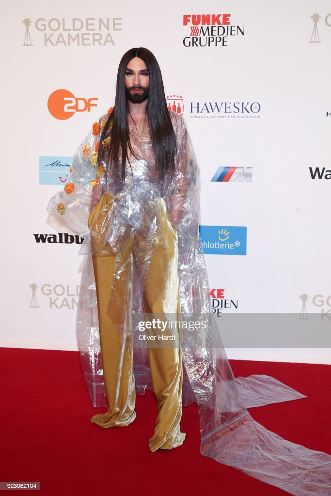 Goldene Kamera 2018 - Red Carpet Arrivals