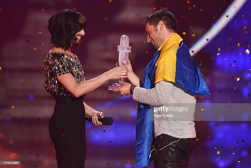 Eurovision Song Contest 2015 - Final : News Photo