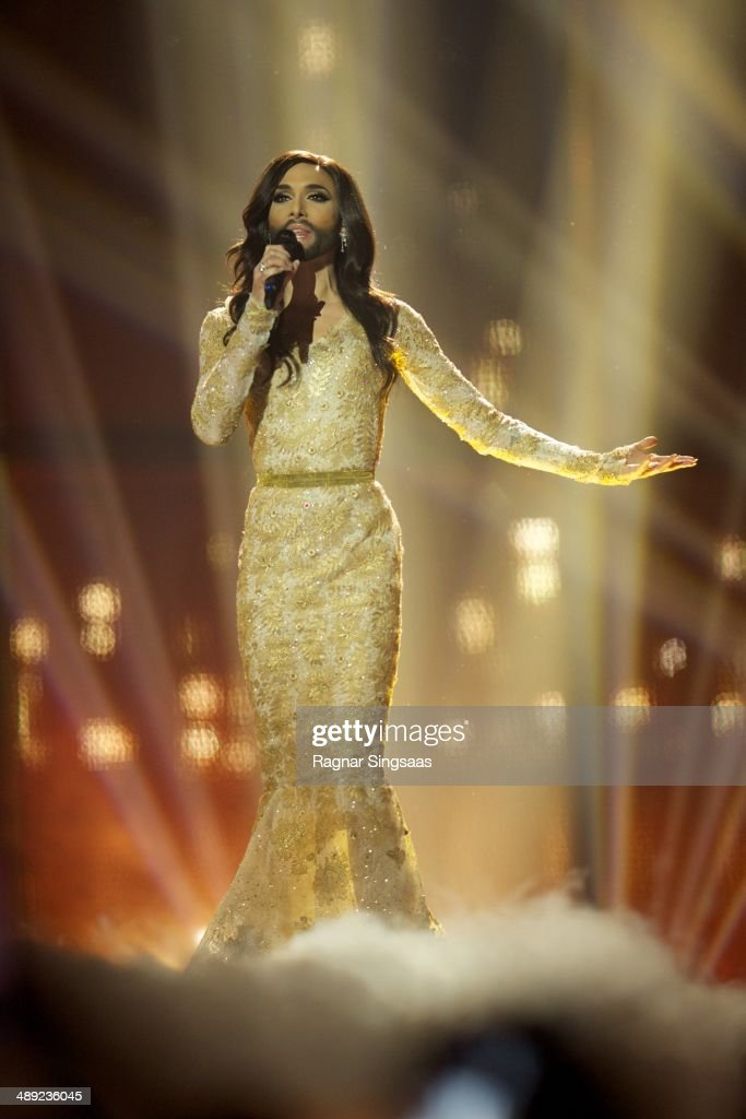The Eurovision Song Contest 2014 : Nyhetsfoto