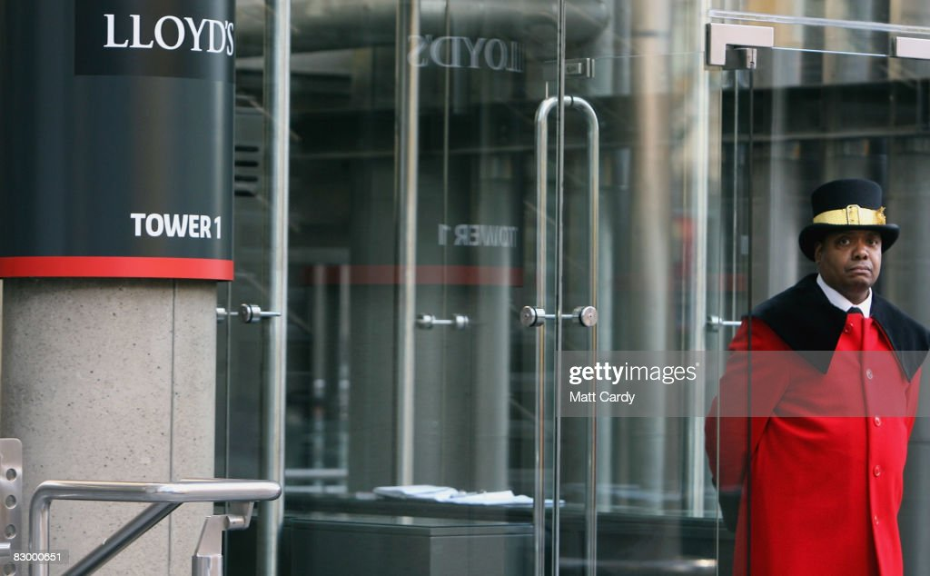 Lloyds Of London Announce Interim Results : News Photo