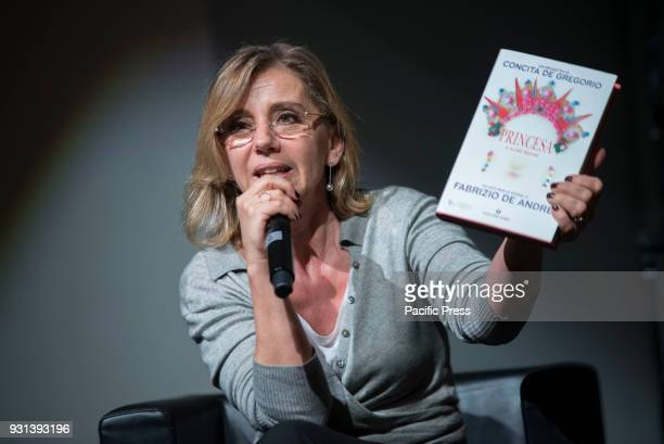 Concita De Gregorio talks about her project Princesa and other queens together with the authors stories inspired by the female characters of De...