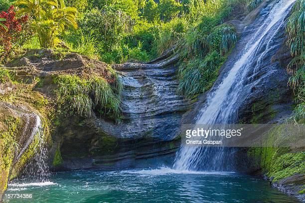 Concord Falls, Grenada W.I.