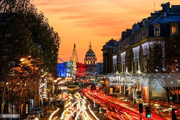 concorde plaza in paris, france - new orleans french quarter stock photos and pictures