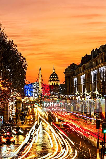 concorde plaza in paris, france - new orleans christmas stock pictures, royalty-free photos & images