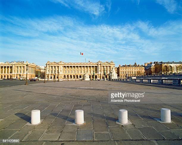 concordia square - place de la concorde stock pictures, royalty-free photos & images