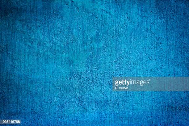 concrete blue darken wall texture grunge background - vinheta - fotografias e filmes do acervo