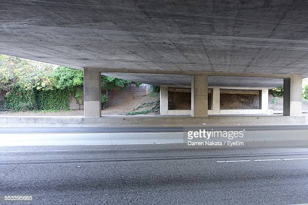 Concrete Elevated Road