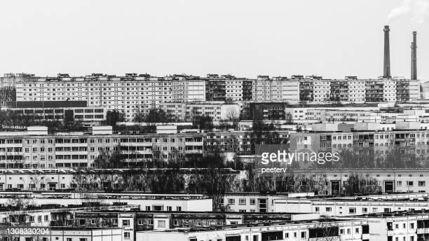 "concrete jungle - tartu, estonia - ""peeter viisimaa"" or peeterv stock pictures, royalty-free photos & images"