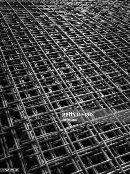 Concrete reinforcement bars