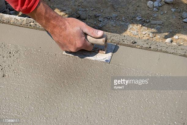 Concrete Sidewalk Construction