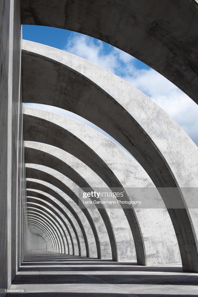 Concrete Stucture : Stock-Foto