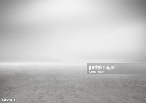 concrete studio background - grey colour stock pictures, royalty-free photos & images