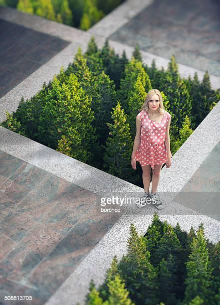 Concrete Vs Forest