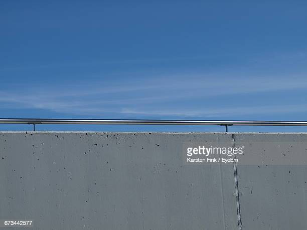 Concrete Wall Against Sky