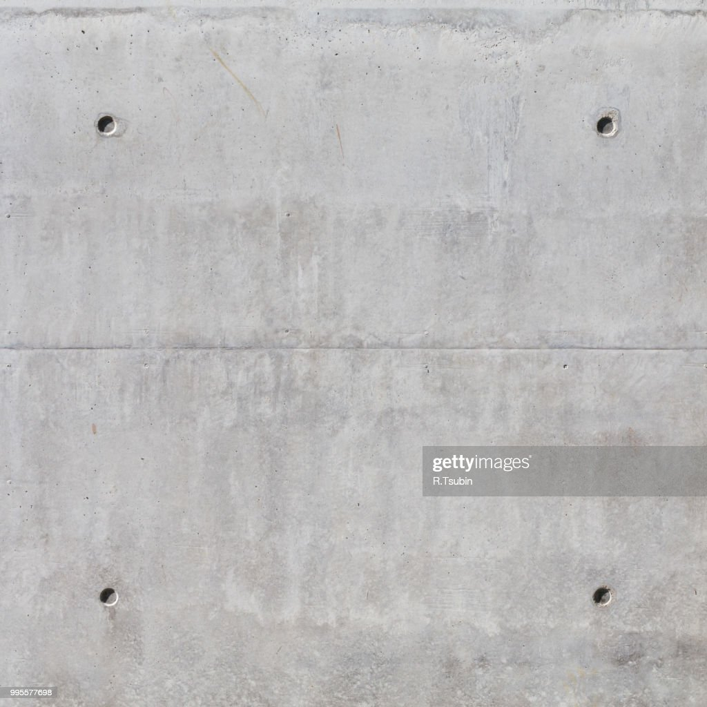 Concrete Wall Background Close Up Texture Stock Photo