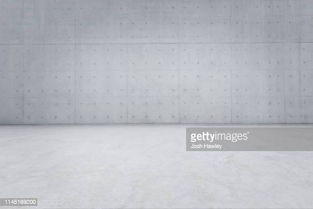 concrete wall - sparse stock pictures, royalty-free photos & images