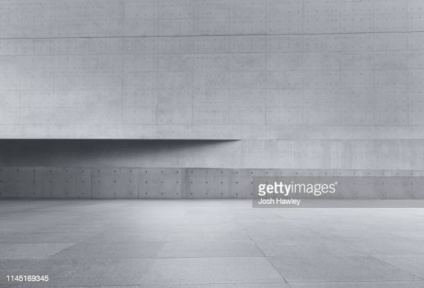 concrete wall - architecture stock pictures, royalty-free photos & images
