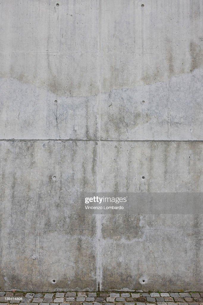 Concrete Wall : Stock-Foto