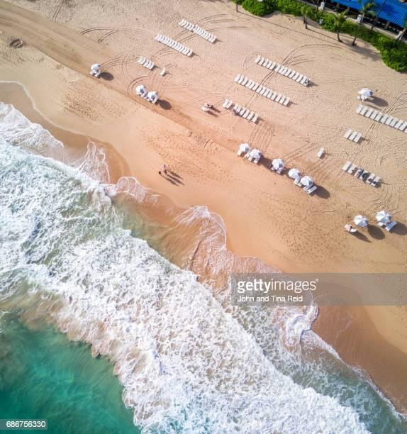 condado beachfront - san juan puerto rico fotografías e imágenes de stock