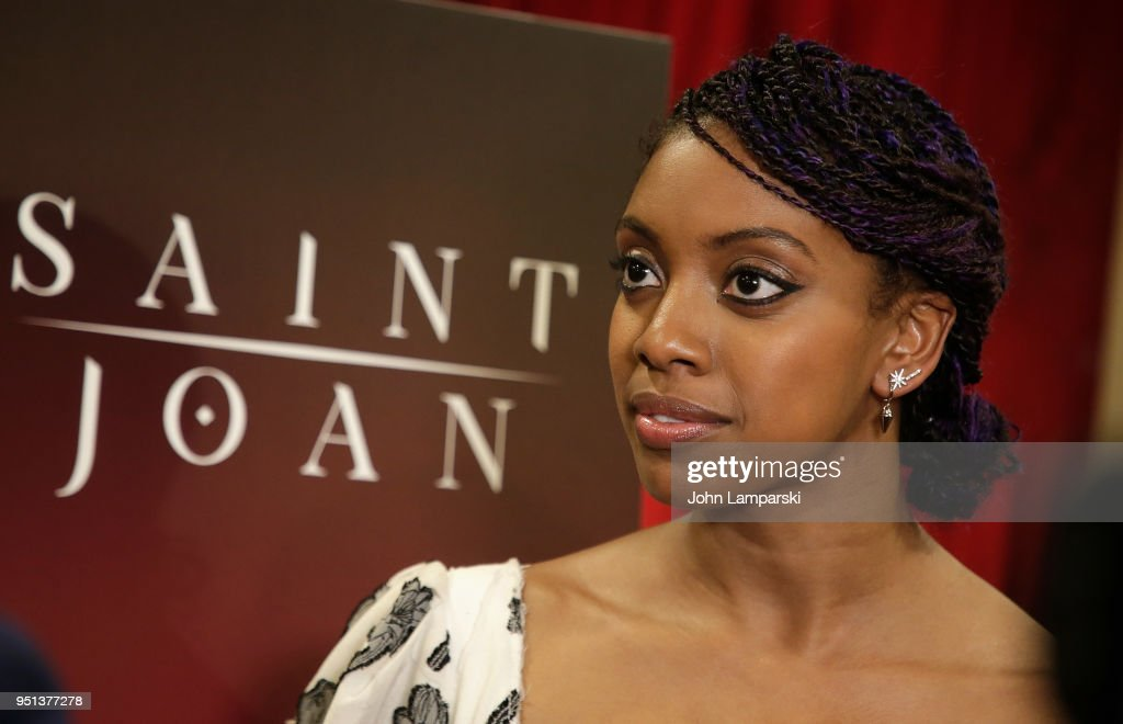 """""""Saint Joan"""" Broadway Opening Night - After Party"""