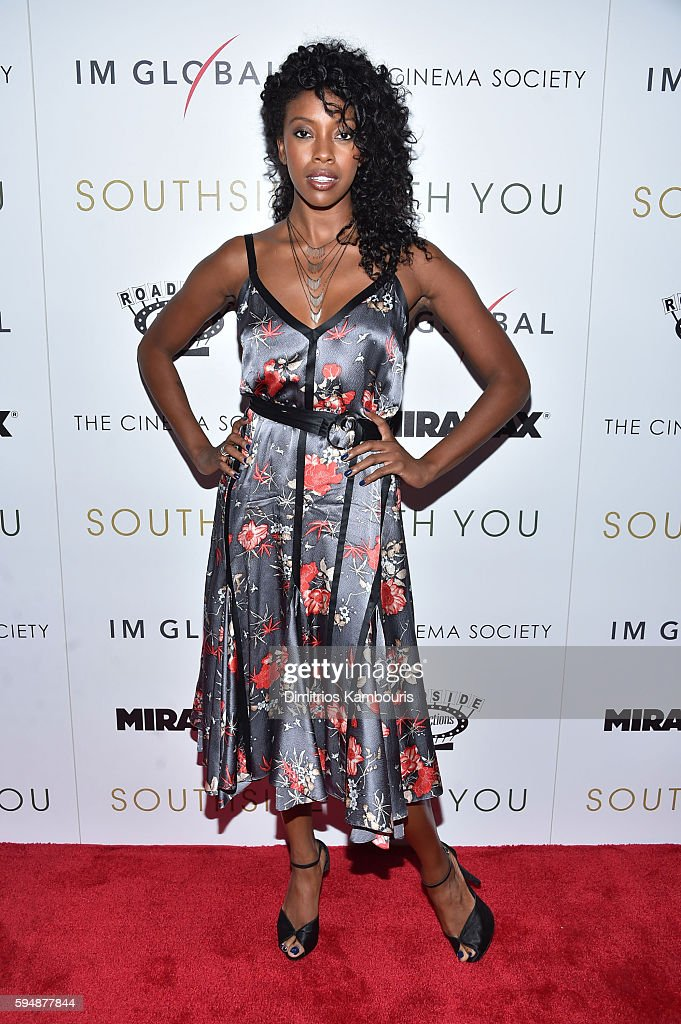 "Miramax, Roadside Attractions & IM Global with The Cinema Society host a screening of ""Southside With You""- Arrivals"