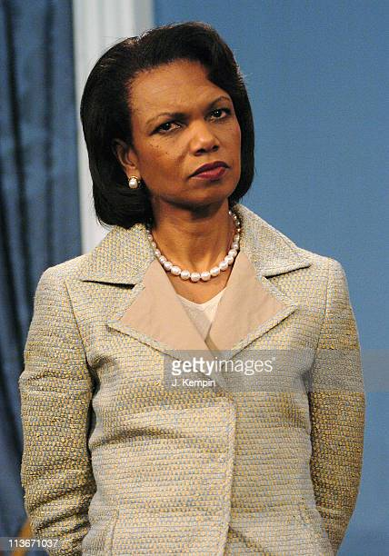 condoleezza rice photos photos u s secretary of 60点のcondoleezza riceの画像 写真 イメージ getty images