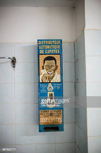 Condom Vending Machine Stock Photos And Pictures Getty Images