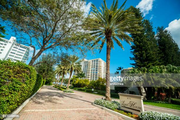 Condominium complex in Boca Raton, Florida