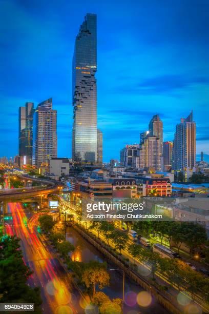 Condominium in Bangkok city downtown