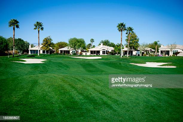 Condominiums on a Golf Course