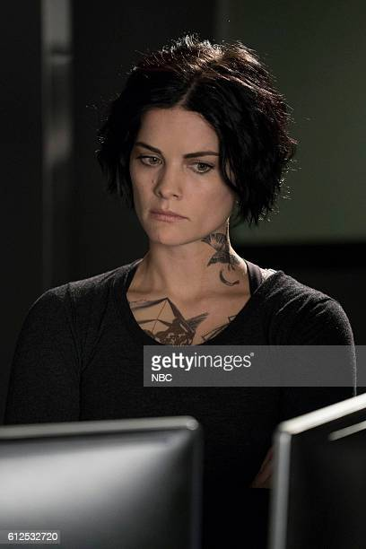 "Condone Untidiest Thefts"" Episode 205 -- Pictured: Jaimie Alexander as Jane Doe --"