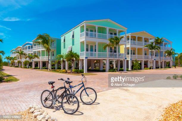 condos in little torch key florida keys usa - florida keys stock pictures, royalty-free photos & images