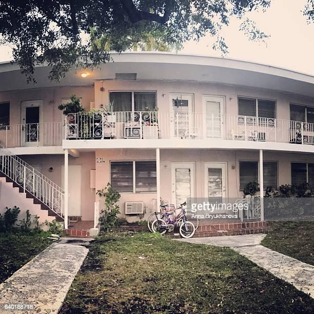 Condos on Miami Beach. Florida, USA