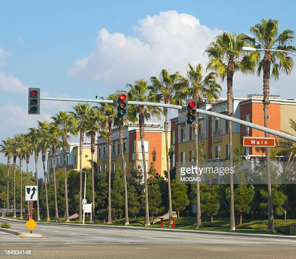 condos - irvine california stock pictures, royalty-free photos & images