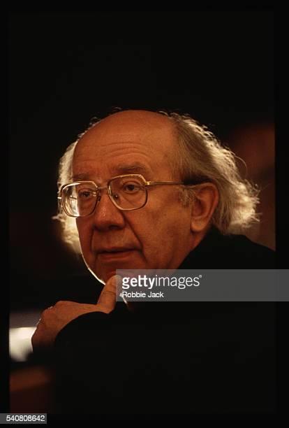 conductor gennady rozhdestvensky - robbie jack stockfoto's en -beelden