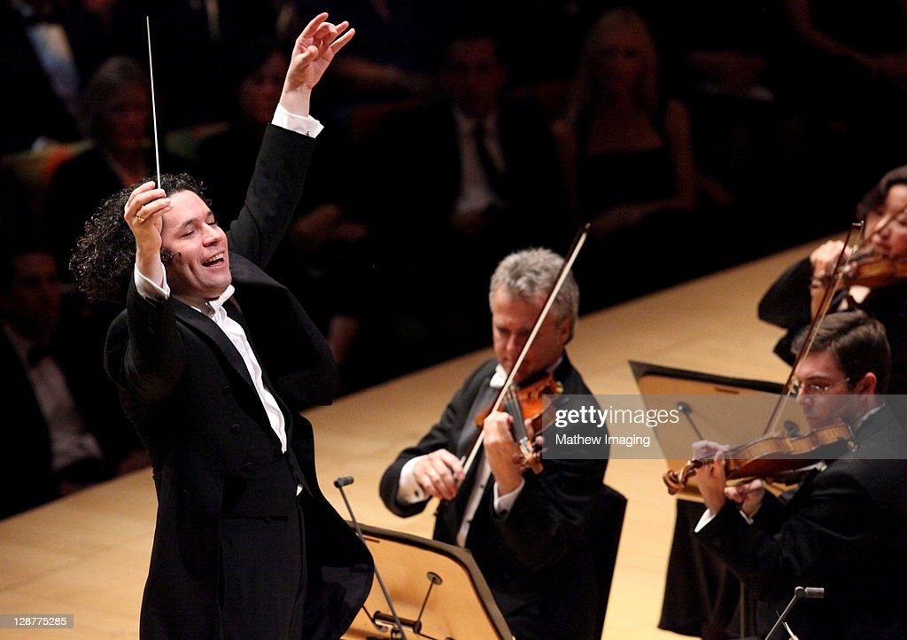 Los Angeles Philharmonic Opening Night Gala - Performance