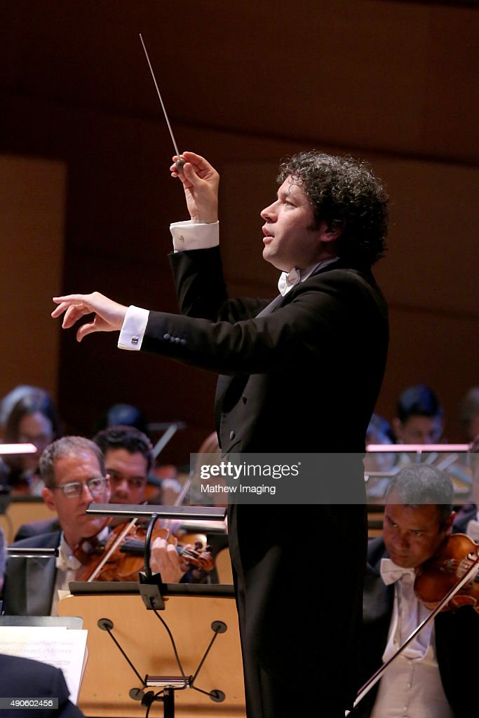 Los Angeles Philharmonic's Walt Disney Concert Hall Opening Night Gala - Performance