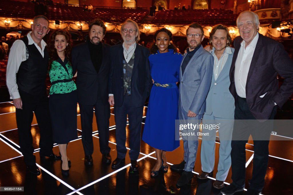 """Chess"" - Press Night - Curtain Call & Backstage : News Photo"