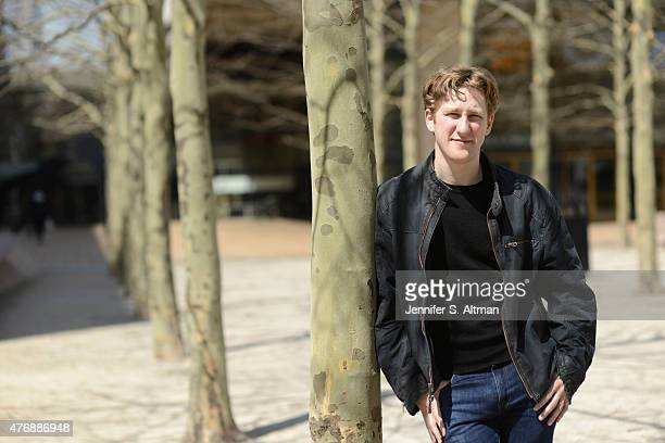 Conductor Joshua Weilerstein is photographed for Los Angeles Times on April 7 2015 in New York City PUBLISHED IMAGE