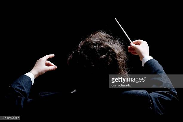 conductor - music style stock pictures, royalty-free photos & images